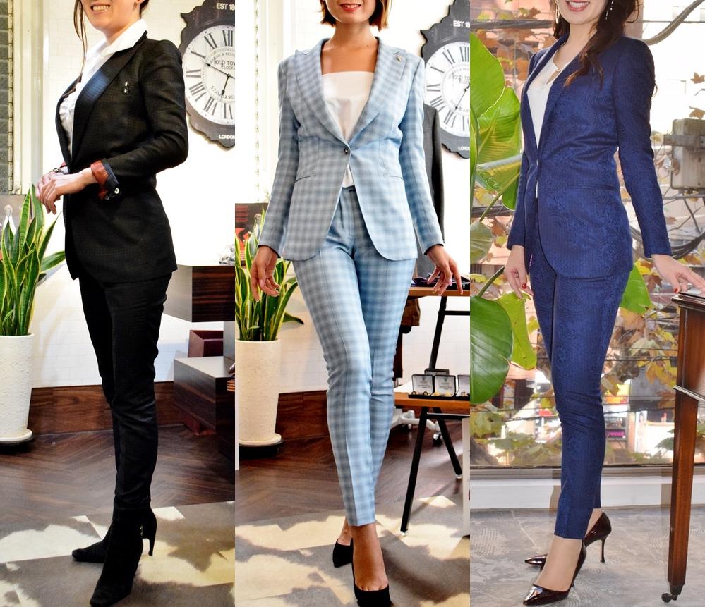 64f4ccefb6fd2 キャリア女性のスーツブランドは高級感で選ぶ。大人の着こなし術 | Re ...