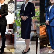 女性用スーツのマナーとは。NG例をおさえてスマートに着こなそう