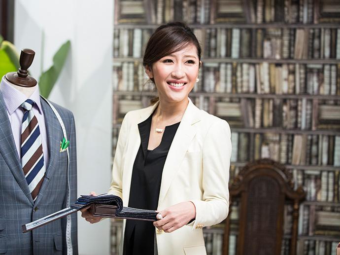 株式会社muse 代表取締役 勝 友美
