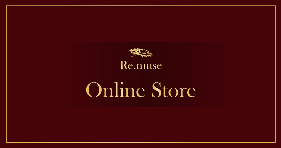 Re.muse web store
